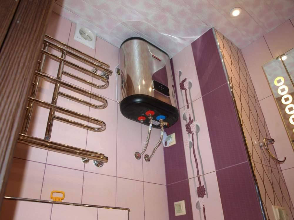 Ремонт водонагревателя