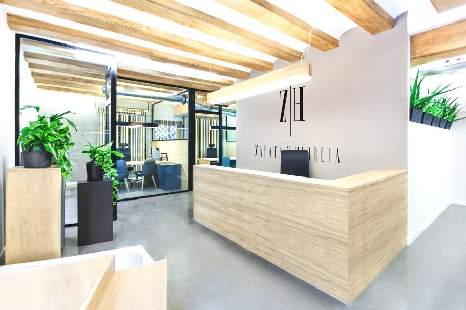 современный офисный дизайн