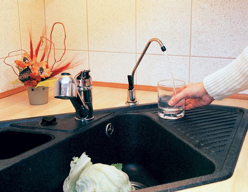 Кухонные краны для систем фильтрации