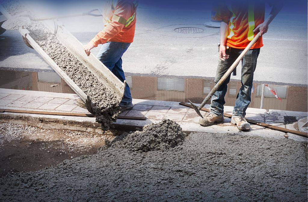 Бетон представляет собой материал искусственного происхождения, активно используемый в строительной отрасли. Его создают за счет застывания заранее уплотнен