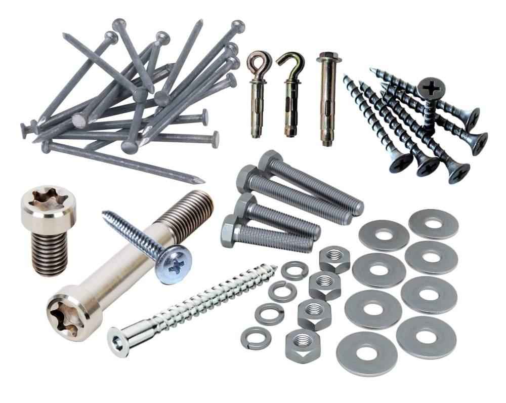 Некоторые преимущества современных механических крепежей