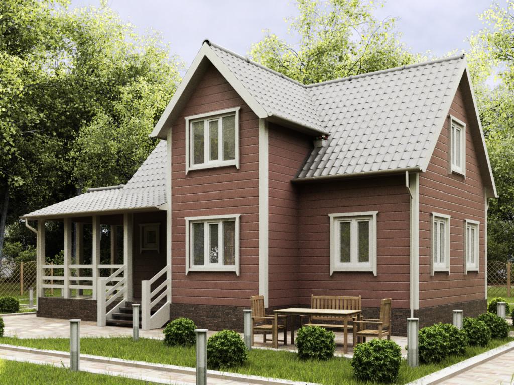 Преимущества каркасного дома и его поэтапное строительство