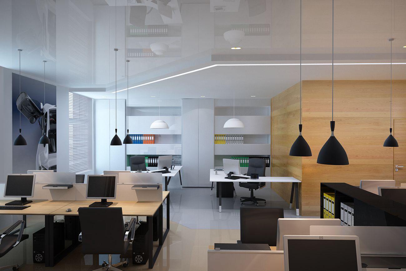 Тендер дизайн проект нового офиса 1000 м. кв