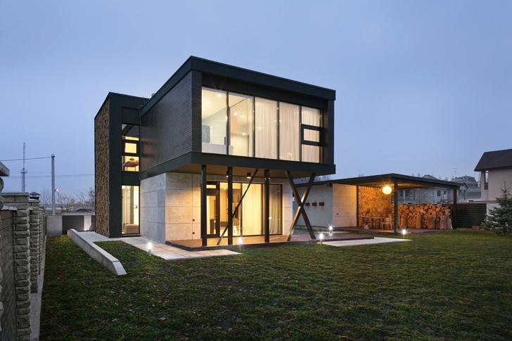 быстровозводимых домов