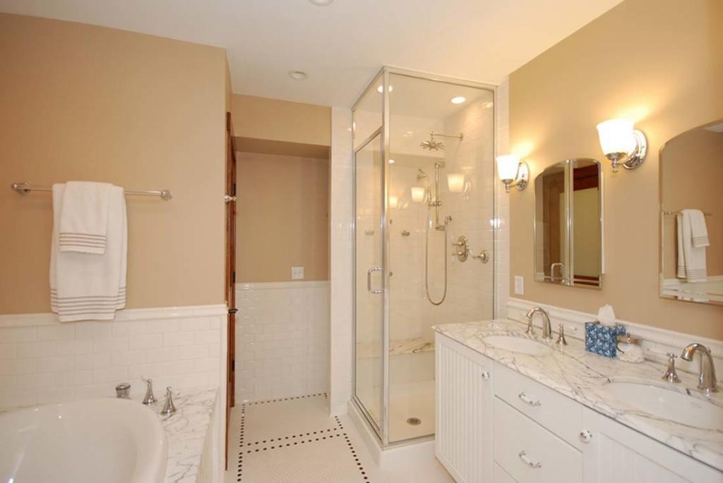 оснащение ванной комнаты