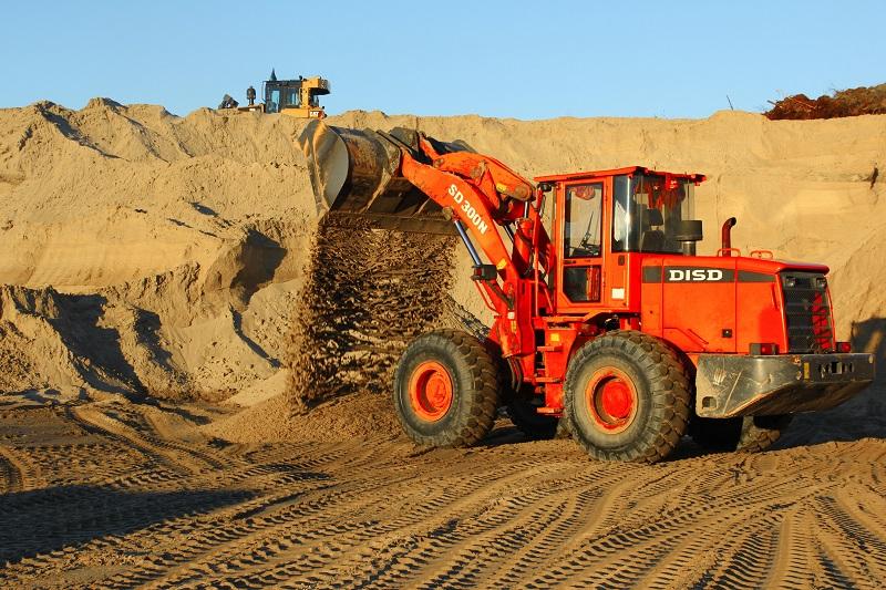 Песок и керамзит в Харькове