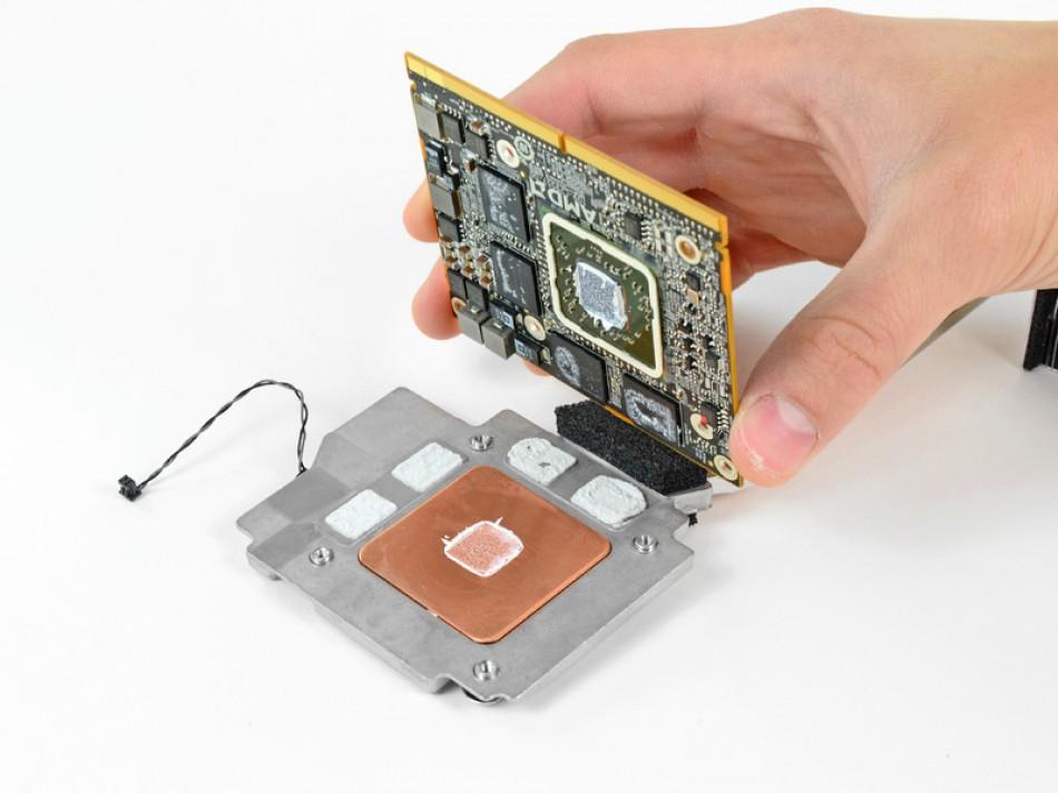Видеокарты для ноутбуков