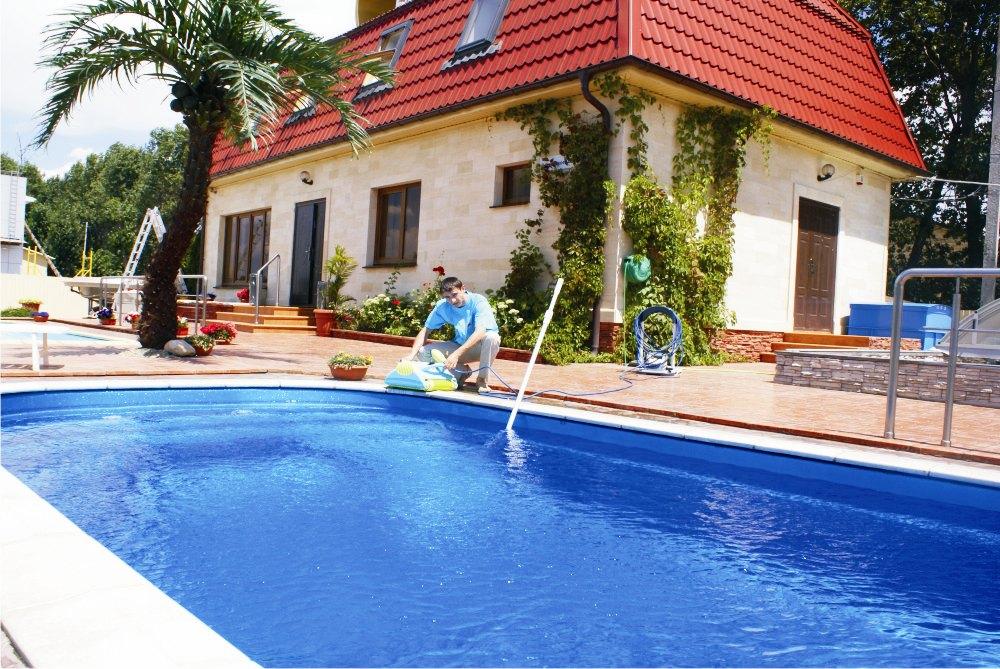 Домашний бассейн: строительство и уход