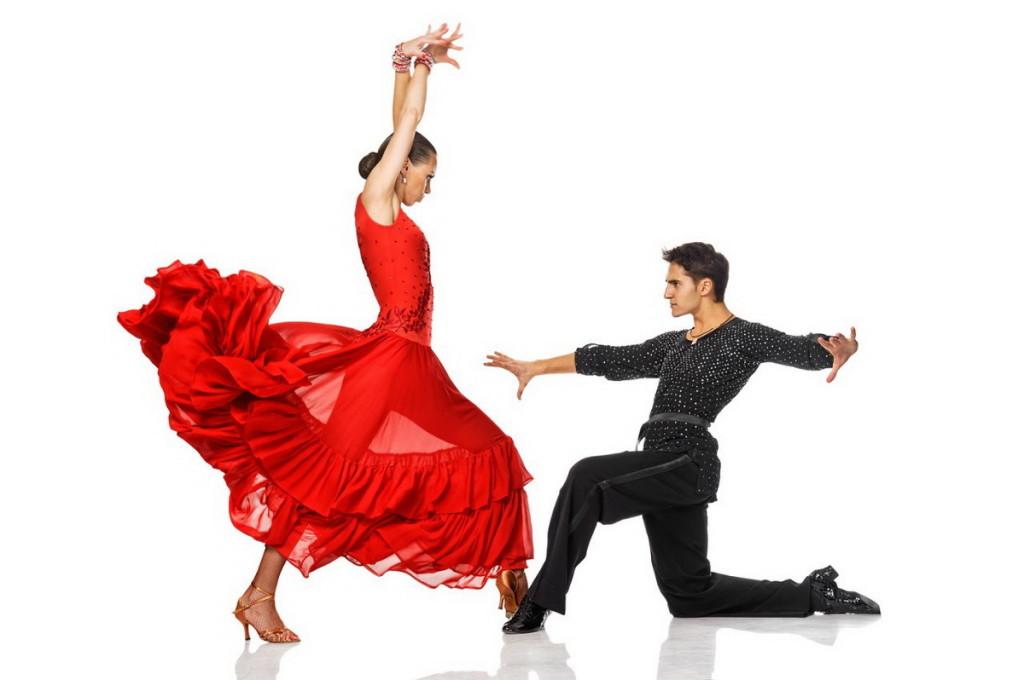 Виды латиноамериканских бальных танцев