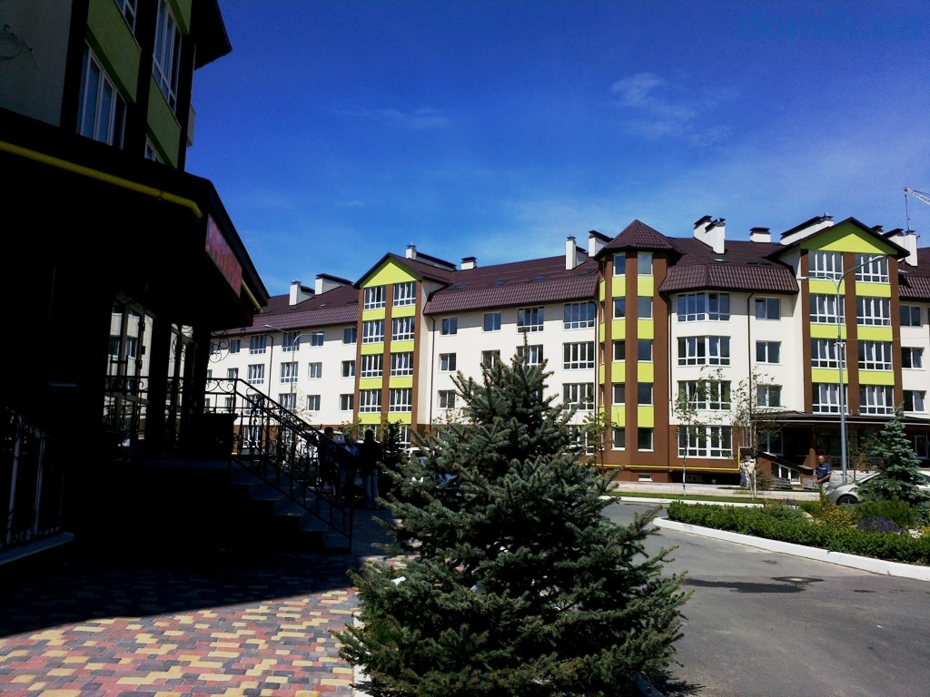 Новые и удобные квартиры в пригороде