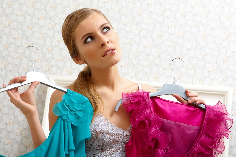 Как выбрать стильное платье?