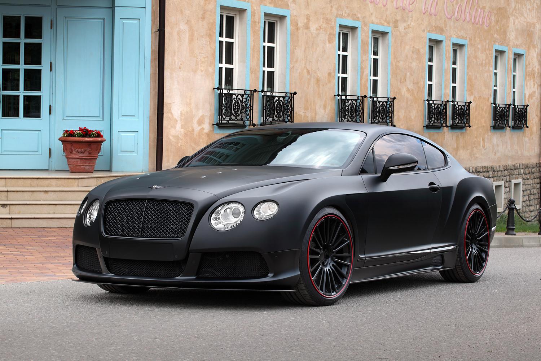 Тюнинг Bentley
