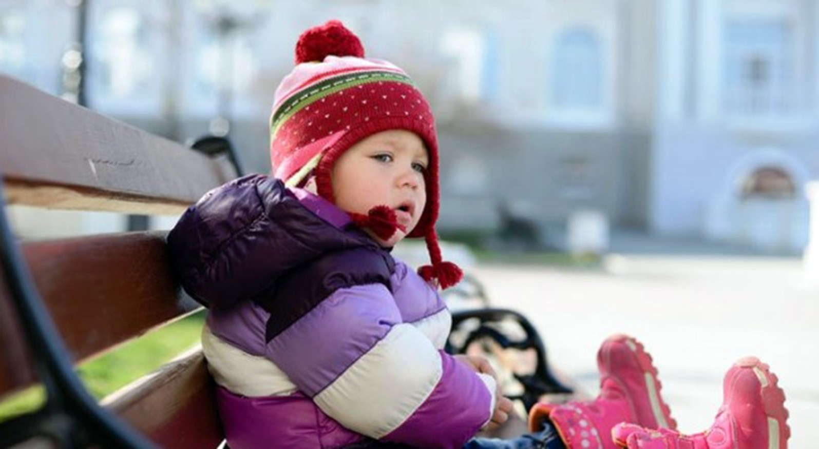 Выбираем обувь для ребенка на зиму