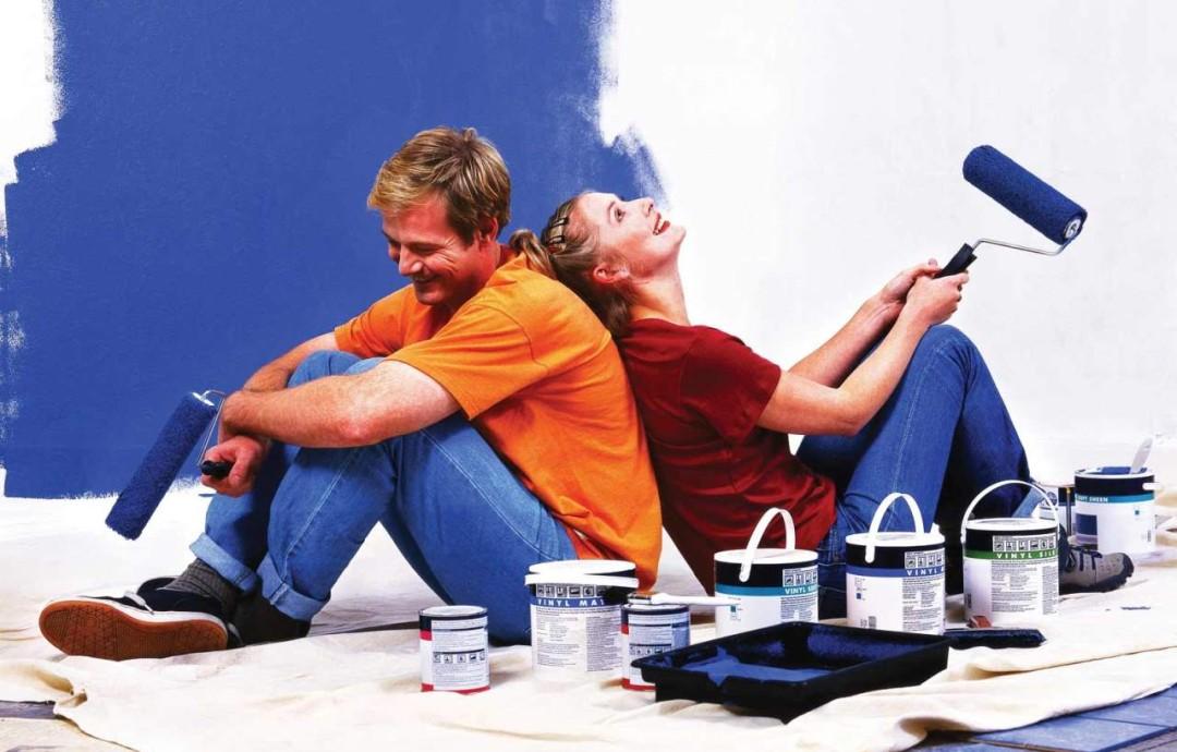 Покупка квартир и ремонт в новостройке