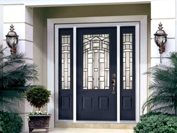 Выбираем металлическую дверь для своего дома