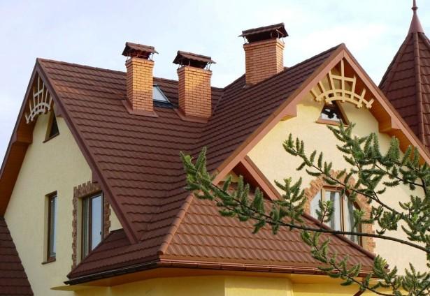 Профнастил для даху: види та особливості