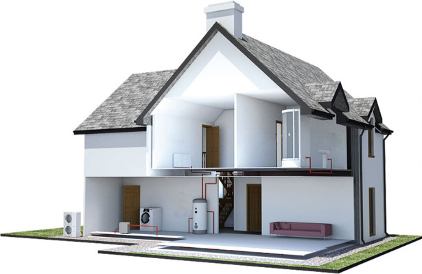 Отопление дома: виды систем и их особенности