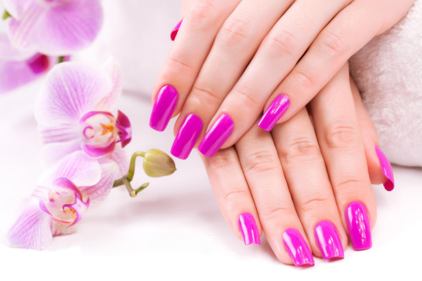 Технология наращивания ногтей гелем