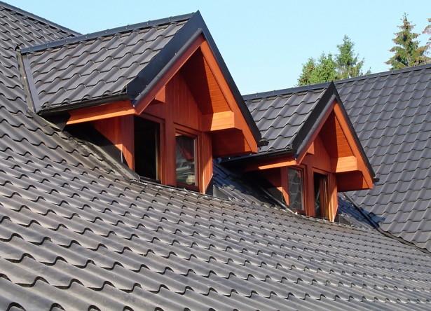 Выбор материала крыши для загородного дома