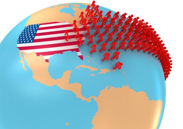 Общественное мнение об миграции в США и правовые вопросы