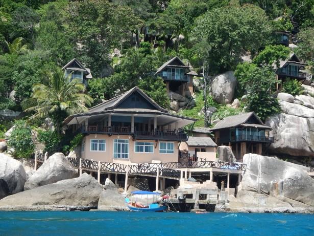 Домик у моря в Таиланде