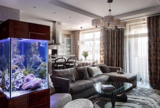 Ремонт гостиной: как сделать стильный интерьер?