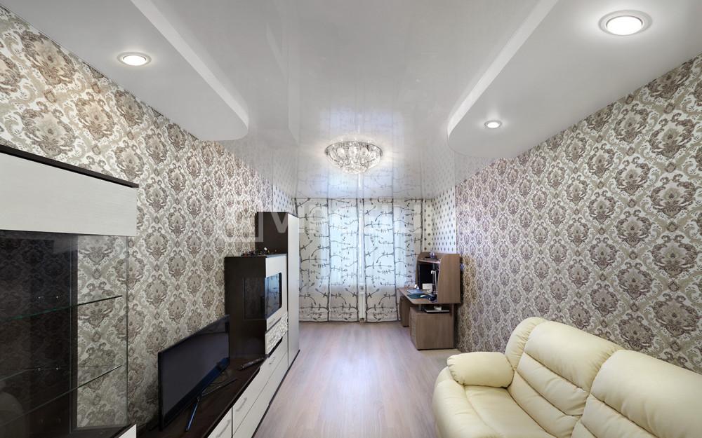 Натяжные потолки в квартире