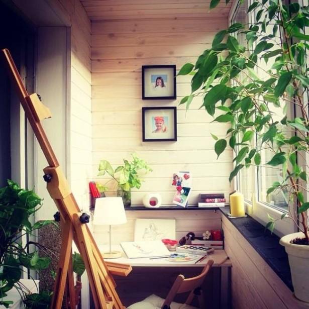 Во что превратить балкон: 3 лучшие идеи