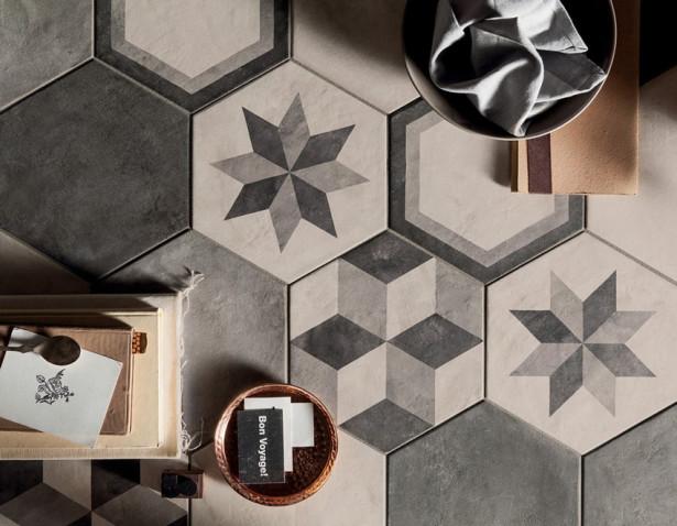 Выбираем керамическую плитку для дома