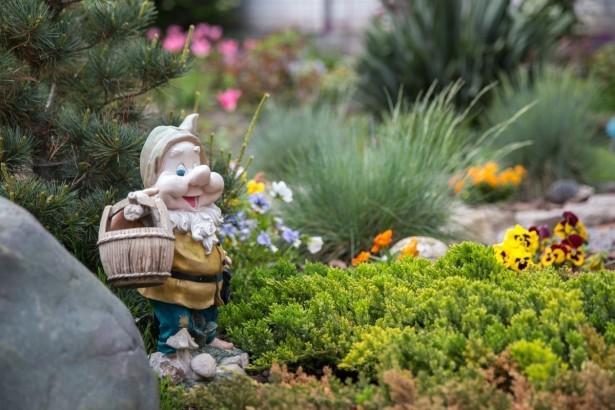 Украшение для сада – маленькие шедевры архитектуры