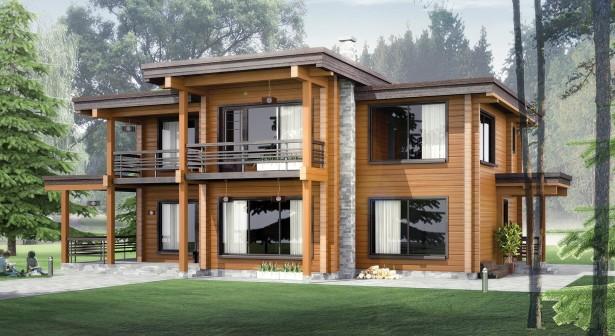 Дом из бруса - стоит ли строить?