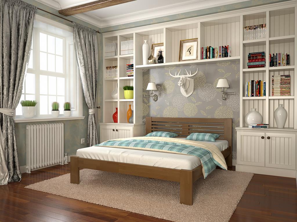 Мебель для спальни из древесины