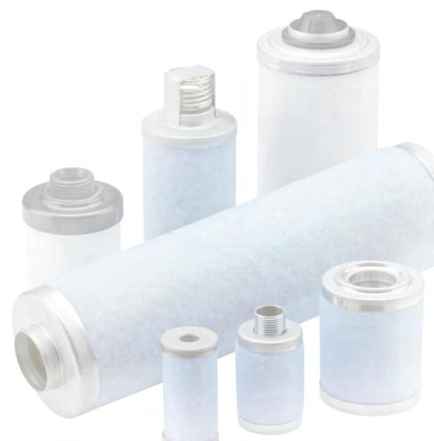 Фильтры для компрессоров для абсолютной очистки