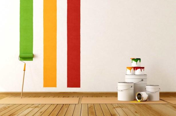 Ремонт в квартире: как выбрать краску