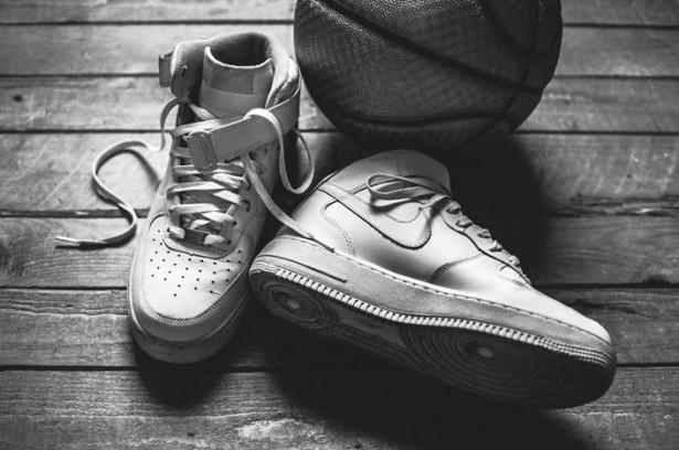 4 причины чтобы купить Nike Air Force