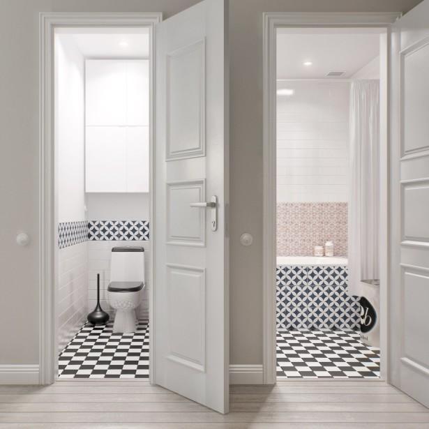 Выбираем двери в ванную: что нужно учесть