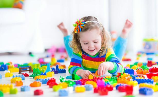 Играй вместе с «Лего»