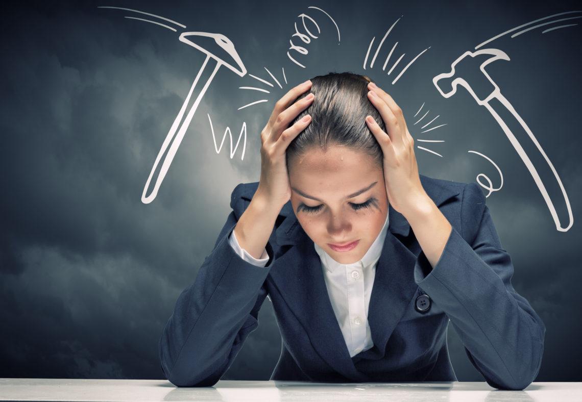 Стрессы причина старения
