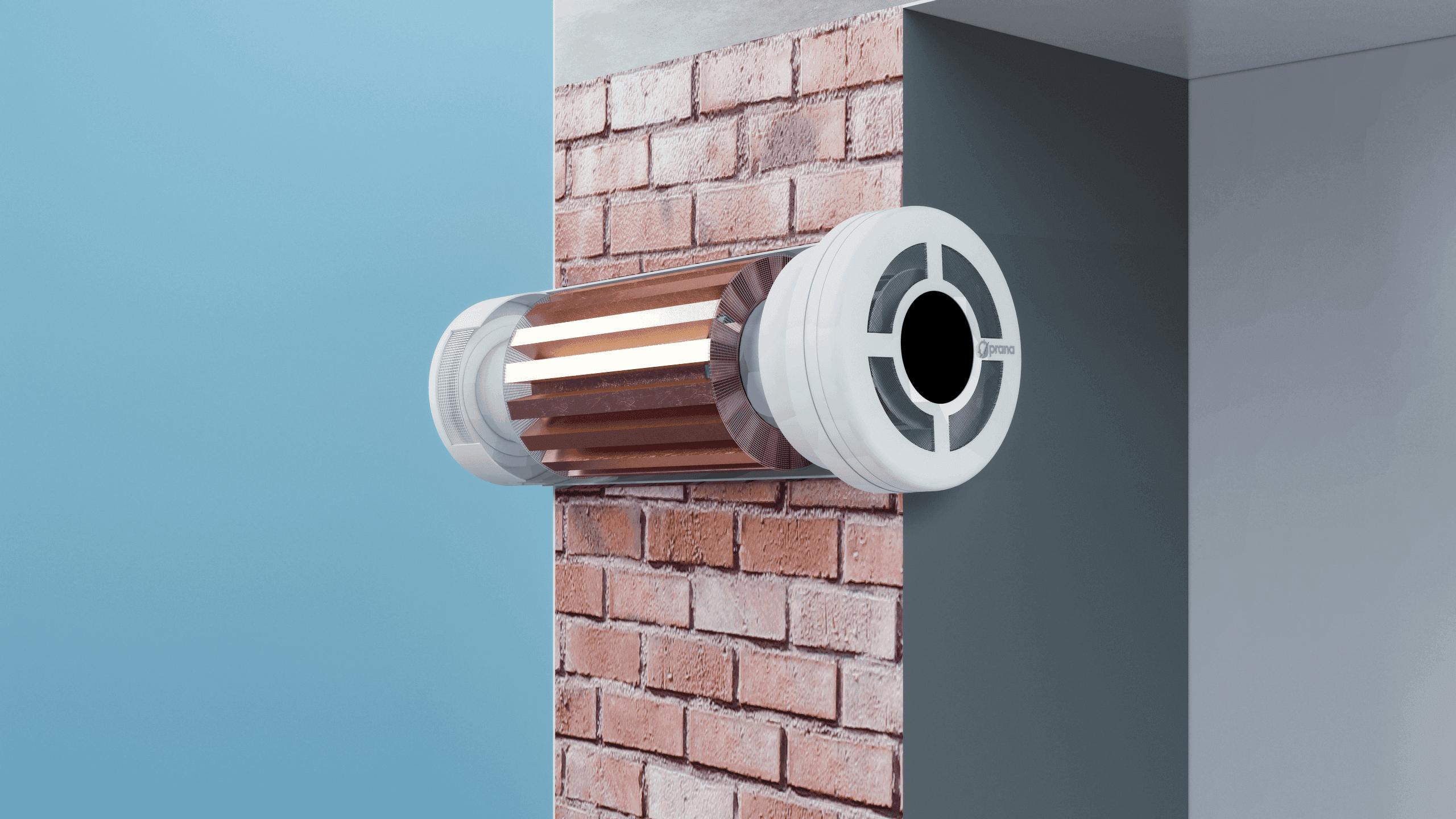 Польза рекуператора для вентиляции в доме