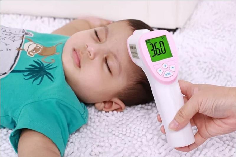 Преимущества инфракрасного термометра