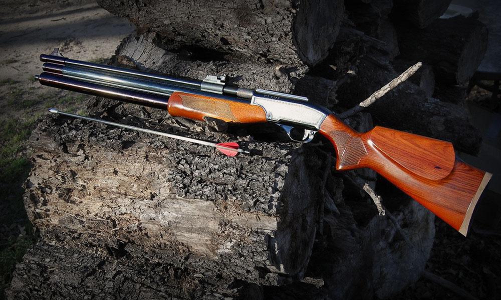 Нарезное оружие для охотников