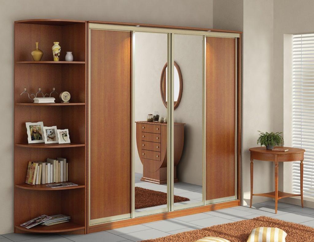 Шкафы-купе и системы раздвижных дверей